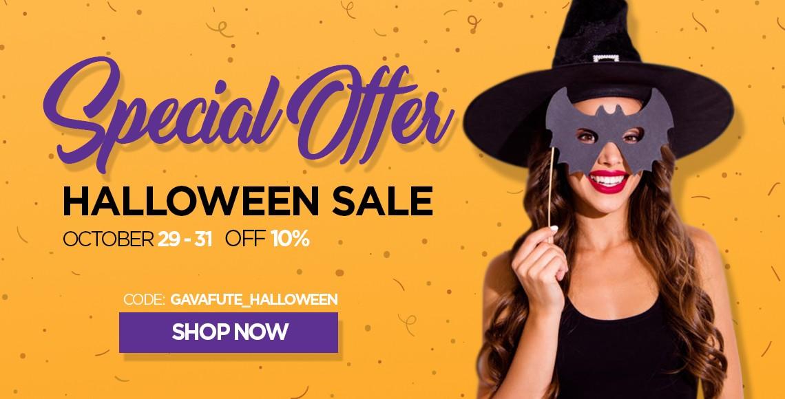 Capslim Halloween Sale